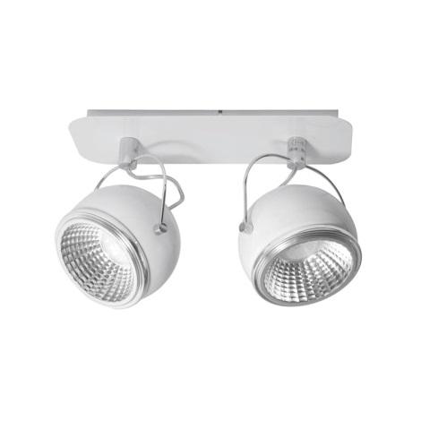 Klik 0162.02 - LED bodové svietidlo BALL 2xGU10/5W/230V