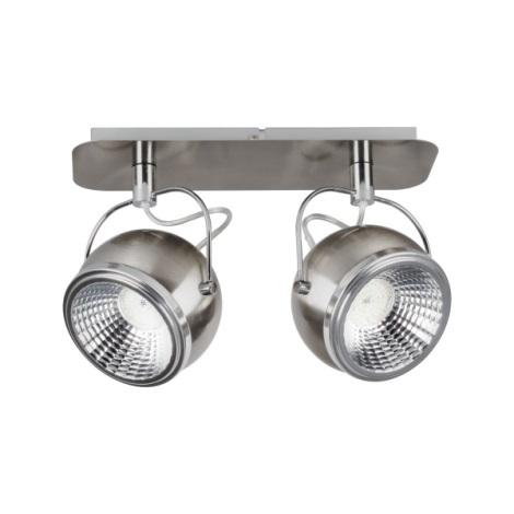 Klik 0162.03 - LED bodové svietidlo BALL 2xGU10/5W/230V