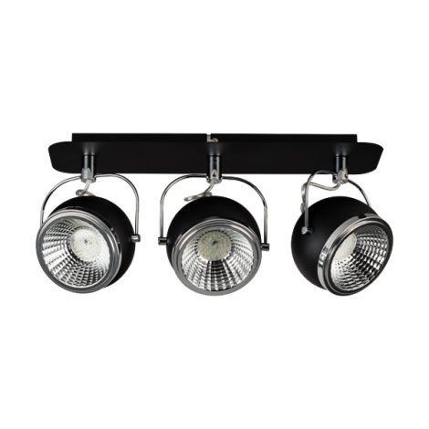 Klik 0163.01 - LED bodové svietidlo BALL 3xGU10/5W/230V