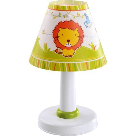 Klik 21111 - Stolná lampa LITTLE ZOO E14/40W/230V