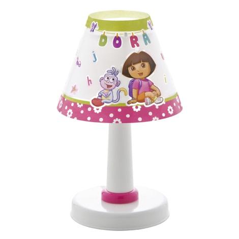 Klik 21321 - Stolná lampa DORA E14/40W/230V