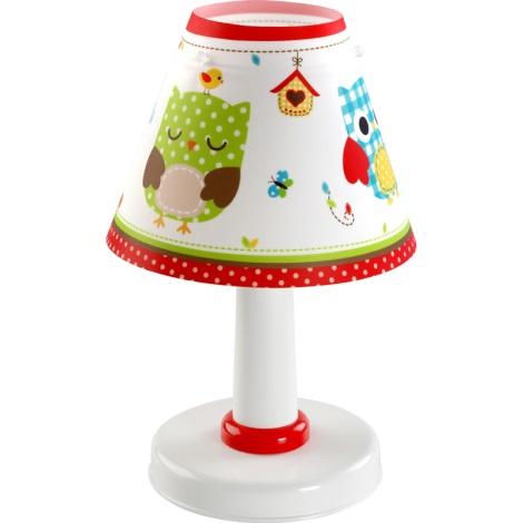 Klik 21391 - Stolná lampa BUHAS E14/40W/230V