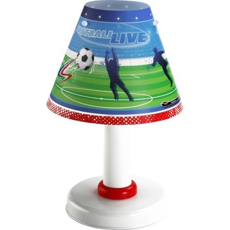 Klik 21461 - Stolná lampa FOOTBALL E14/40W/230V