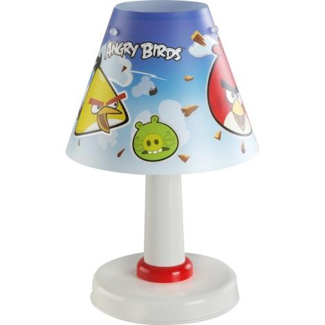 Klik 21881 - Detská stolná lampa ANGRY BIRDS E14/40W