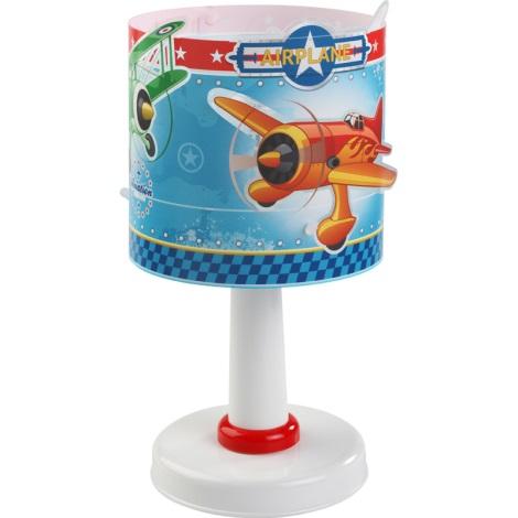 Klik 62591 - Stolná lampa AIRPLANE E14/40W/230V