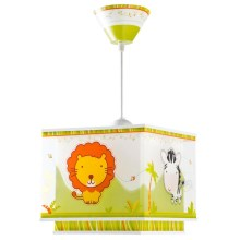 Klik 63112 - Luster LITTLE ZOO E27/60W/230V