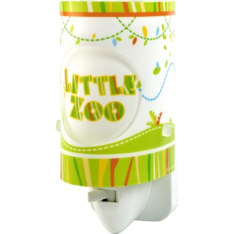 Klik 63115 - Nástenná lampička LITTLE ZOO E14/0.3W/230V