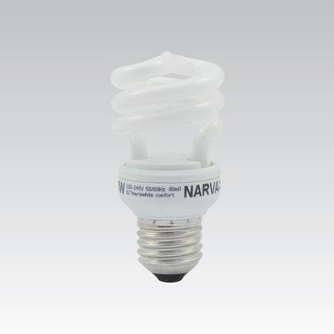 Kompaktná žiarivka 1xE27/8W/230V NARVATRONIC NT Mini 840
