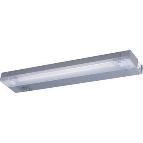Kuchynskej svietidlo ALCOR 1xT5/8W stříbrná