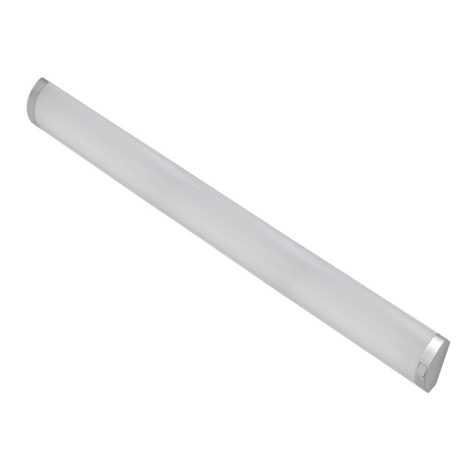 Kuchynskej svietidlo AVELA 1xT5/21W stříbrná