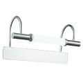 Kúpeľňové nástenné svietidlo VISTA II 2xG9/28W/230V IP44
