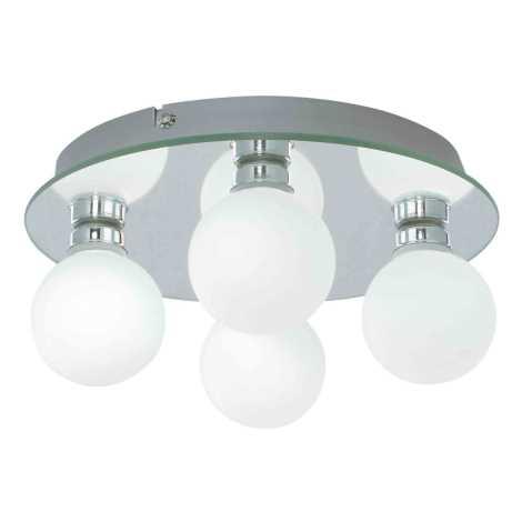 Kúpeľňové stropné svietidlo GLOBE 4 4xG9/25W