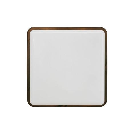 Kúpelňové svietidlo TAHOE II HNEDÝ LESK - 2xE27/25W/230V