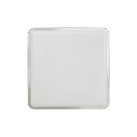Kúpelňové svietidlo TAHOE II STRIEBORNÝ METALIC - 2xE27/25W/230V