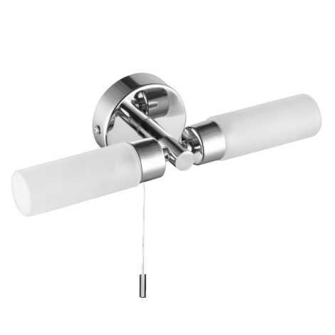 Kúpeľňové svietidlo TYRA 2xG9/33W/230V