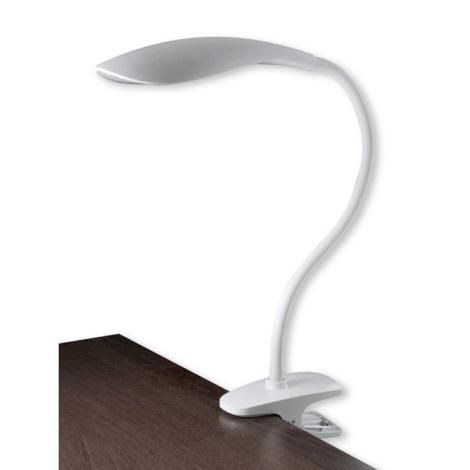 Lampa s klipom SWAN LED/5,5W/100-240V