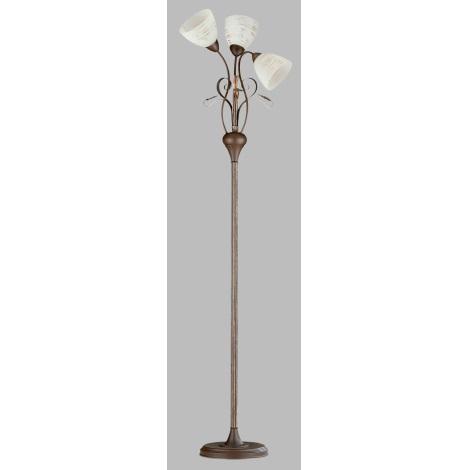 Lampa stojacia IB P IBIZA 3xE27/60W