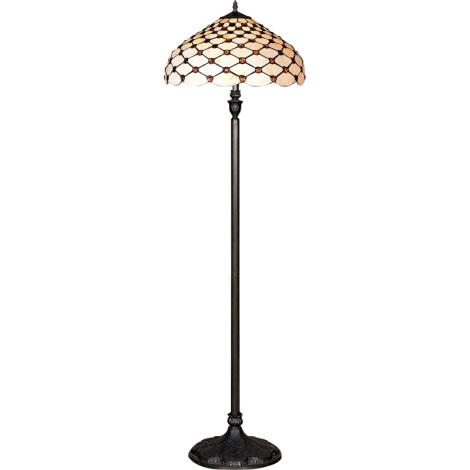 Lampa stojacie TIFFANY 76 2xE27/60W