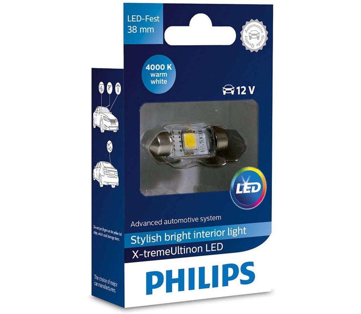 Philips LED Autožiarovka Philips X