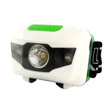 LED Čelovka LED/3W/3xAAA