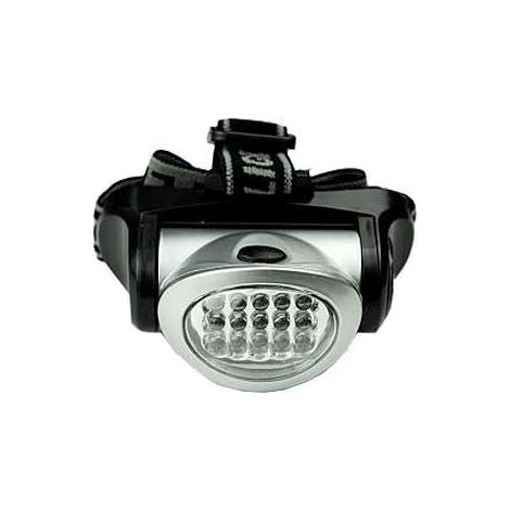 LED Čelovka T213 15xLED/1W