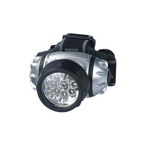 LED Čelovka T224 8xLED