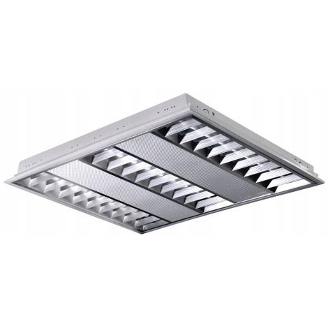 LED kancelárske svietidlo 3xLED/39W/230V