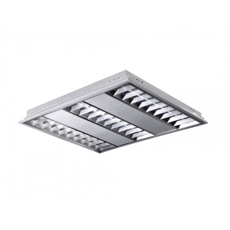 LED kancelárske svietidlo 4xLED/18W/230V