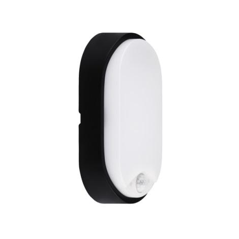 LED Kúpeľňové nástenné svietidlo so senzorom BULKHEAD LED/14W/230V IP54