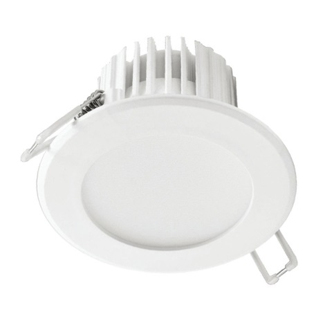 LED Kúpeľňové podhľadové svietidlo LED/7W/230V 2800K biela IP44