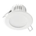 LED Kúpeľňové podhľadové svietidlo LED/7W/230V 2800K bielaá IP44