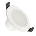 LED Kúpeľňové podhľadové svietidlo LED/7W/230V 3000K biela IP44