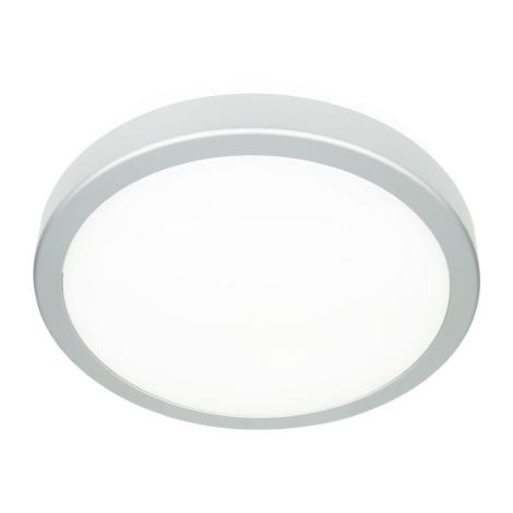 LED Kúpeľňové stropné svietidlo 1xLED/24W/230V IP44