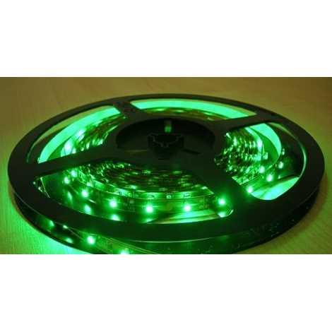 LED LQ Pásik 3528/12V 4,8W/m GREEN 5m