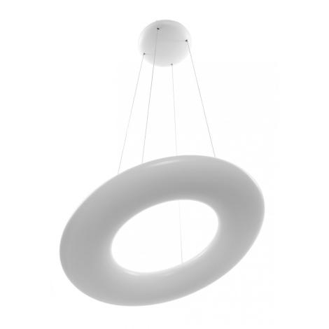 LED Luster DONUT LED/44W/230V