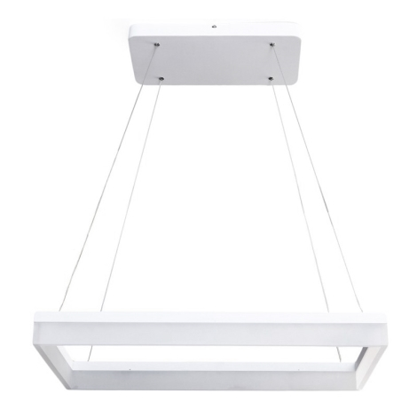 LED luster ONDAREN QUADRO LED/44W/230V