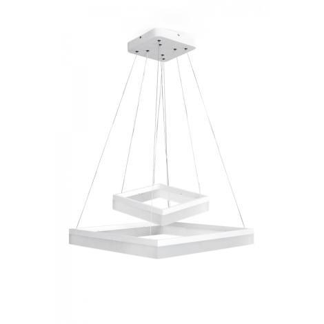 LED luster ONDAREN QUADRO LED/55W/230V