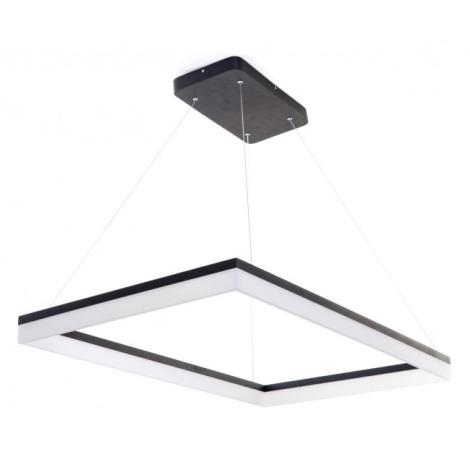 LED luster ONDAREN QUADRO LED/66W/230V