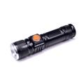 LED Nabíjacia baterka USB LED/3W/3,7V IP44