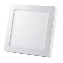 LED Panel prisadený LED/12W/4000 štvorec
