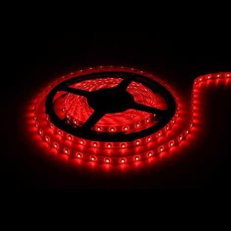 LED pásec 5m červená - GXLS004