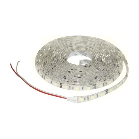LED pásik STRIP 5m studená biela - GXLS064