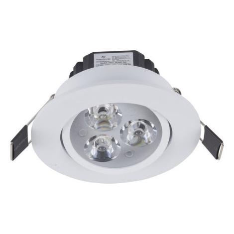 LED podhľadové svietidlo CEILING LED LED SMD/3W/230V