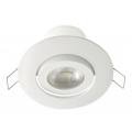 LED Podhľadové svietidlo LED/7W/230V 3000K biela