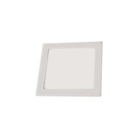 LED podhľadové svietidlo LED60 VEGA-S Silver SMD/12W teplá biela