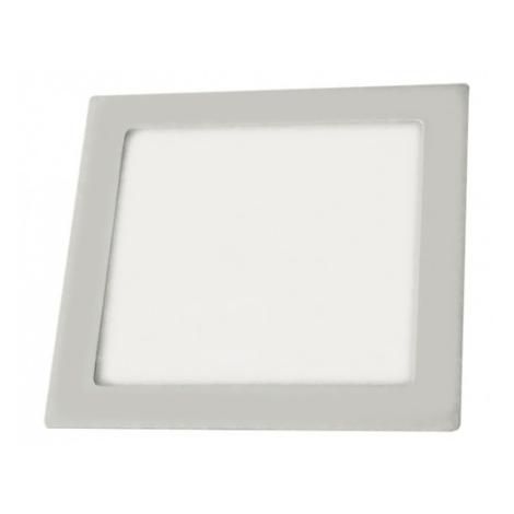 LED podhľadové svietidlo LED90 VEGA - S Silver SMD/18W studená biela - GXDW058