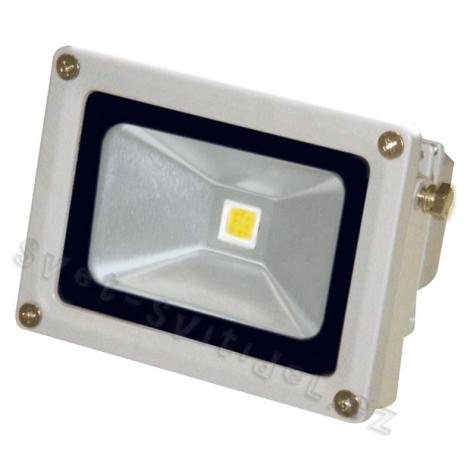 LED reflektor HALO MCOB 10W studená biela