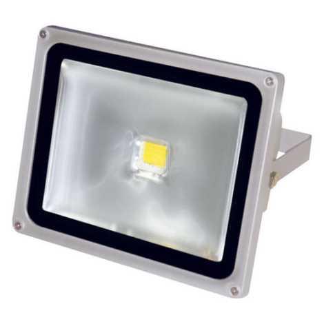 LED reflektor HALO MCOB 30W studená biela