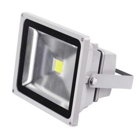 LED reflektor HALO MCOB 50W studená biela