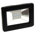 LED Reflektor NOCTIS 2 SMD LED/10W/230V IP65 630lm čierna